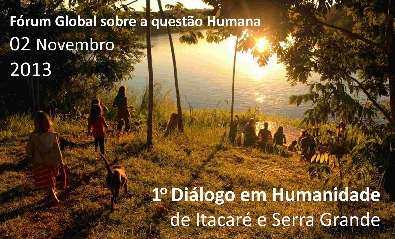 1º Diálogo em Humanidade