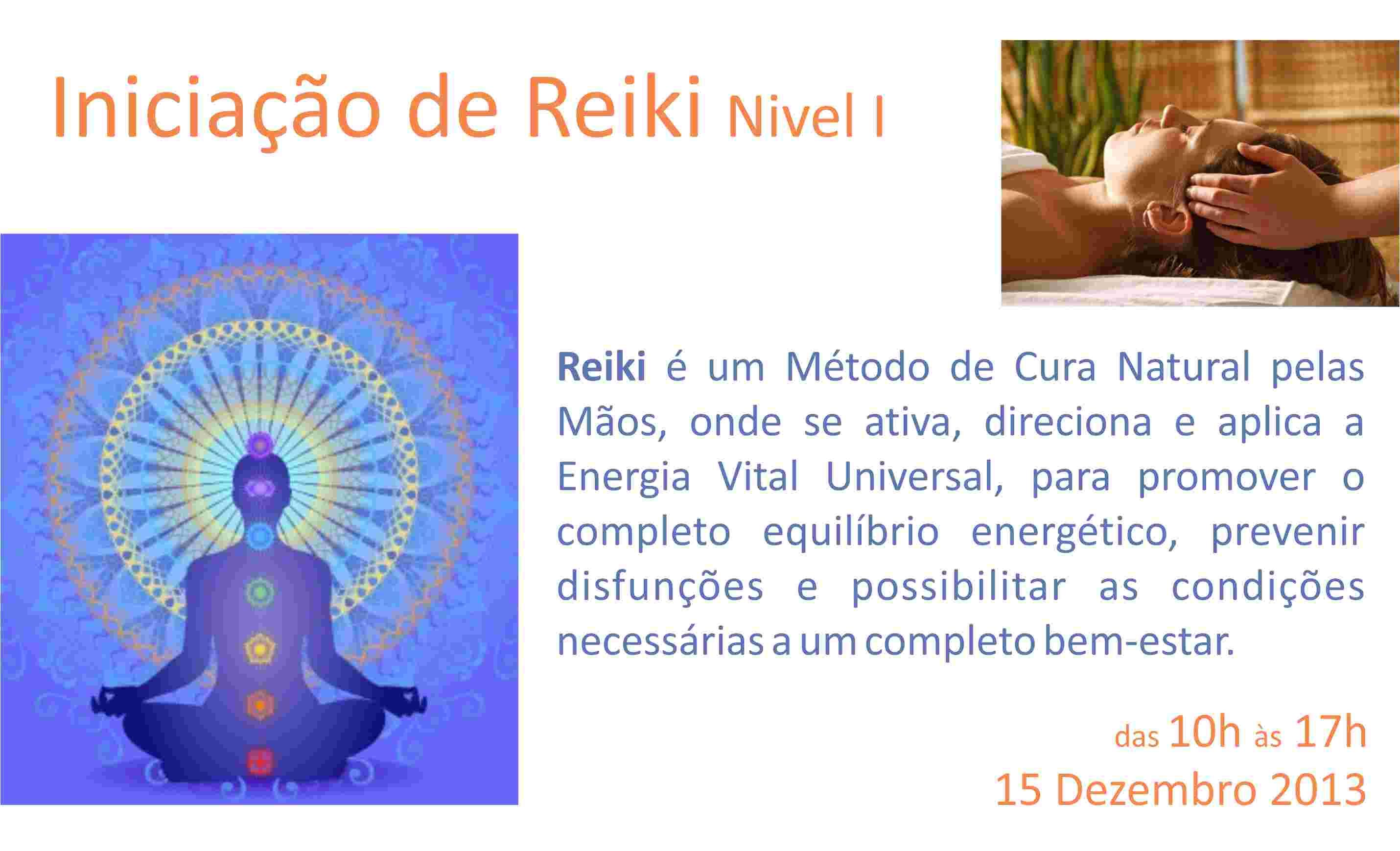 Iniciação de Reiki