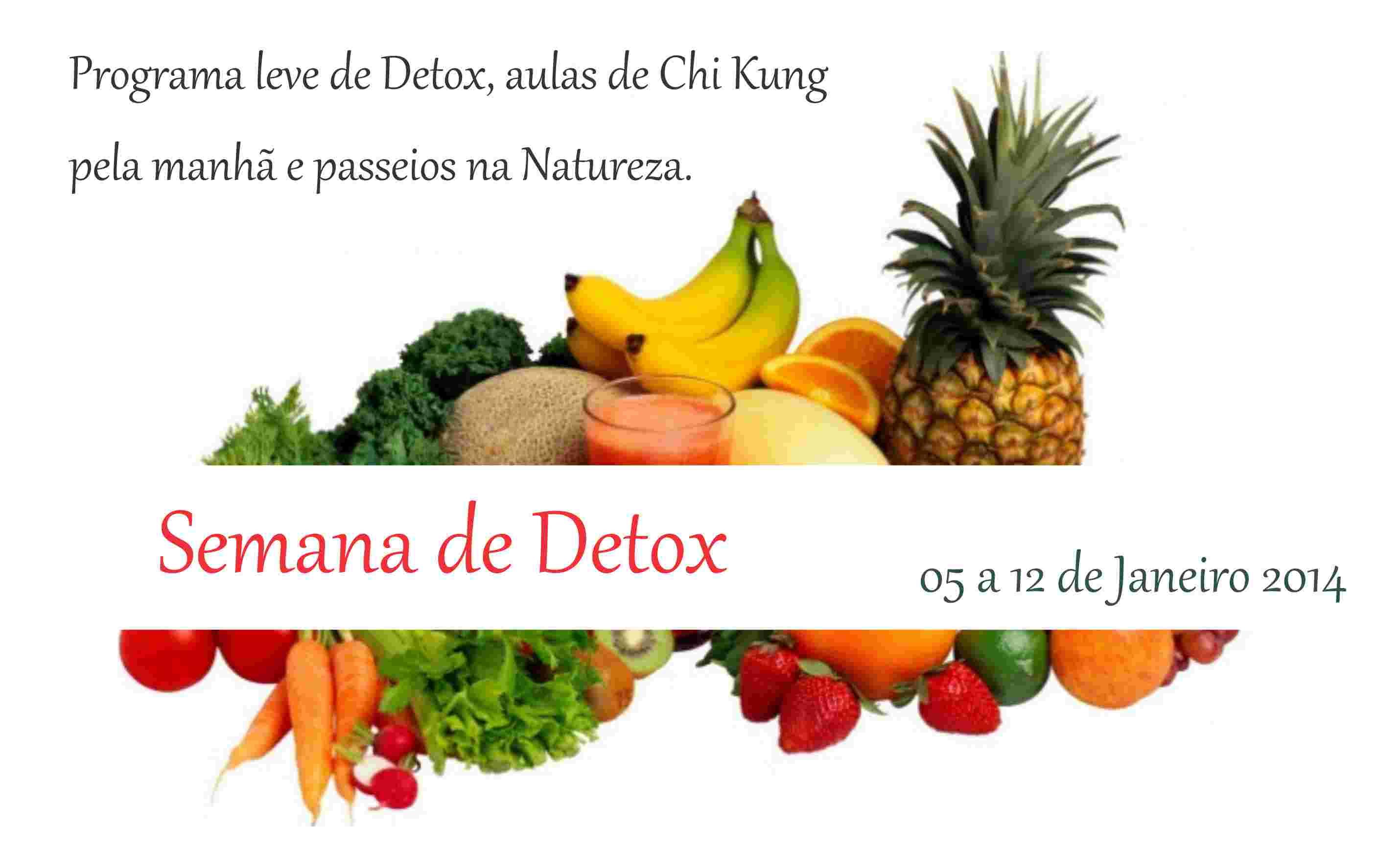 Semana de Detox