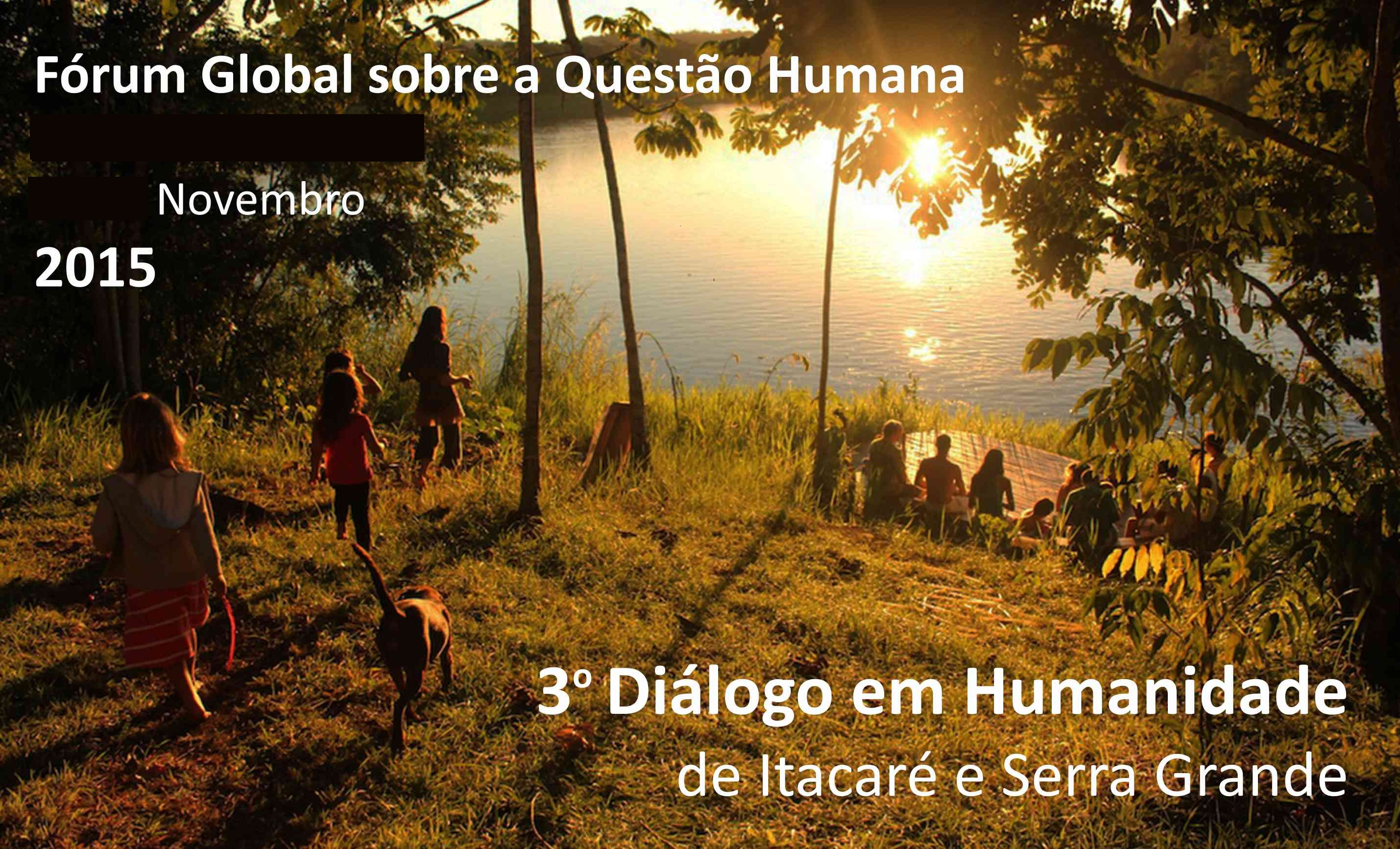 3nd Dialogue on Humanity