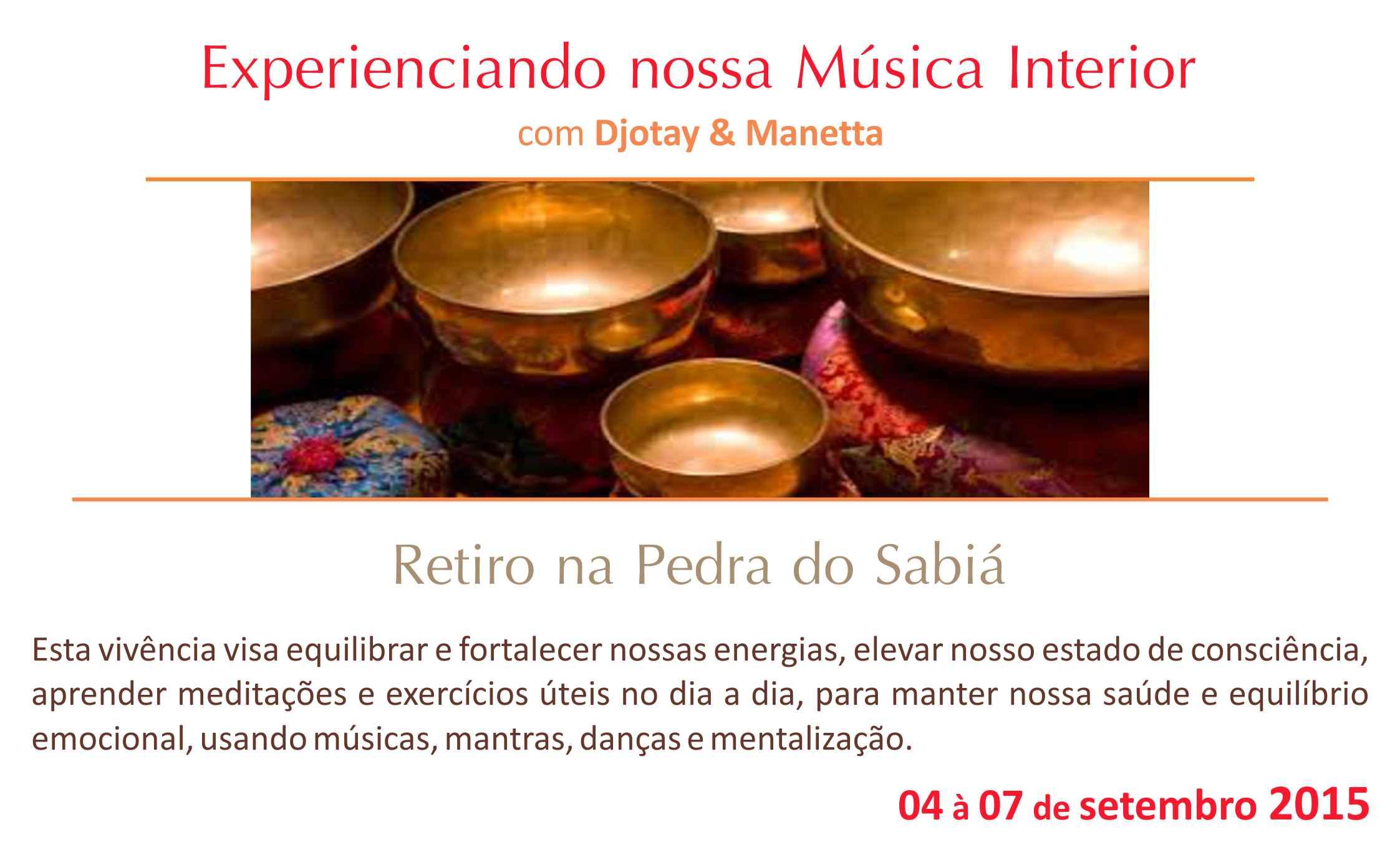 Experienciando nossa Música Interior