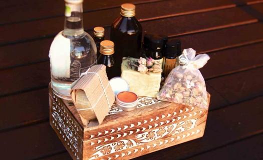 Oficina de produtos naturais e produtos para casa feriado de setembro