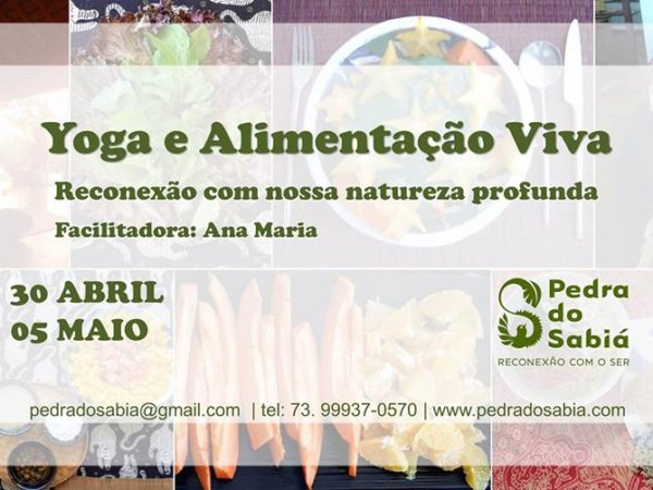 Yoga and Live Nutrition 30.04.2019