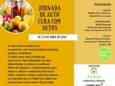 Detox self healing 18.04.2019