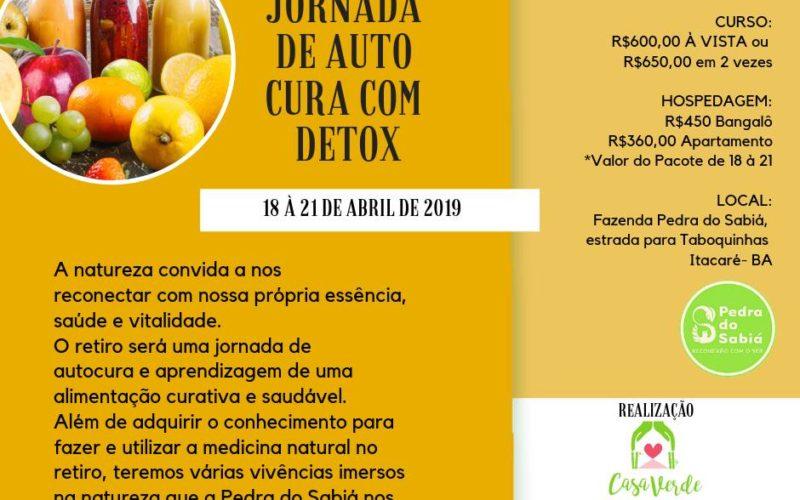 Auto-guérison Detox 18.04.2019