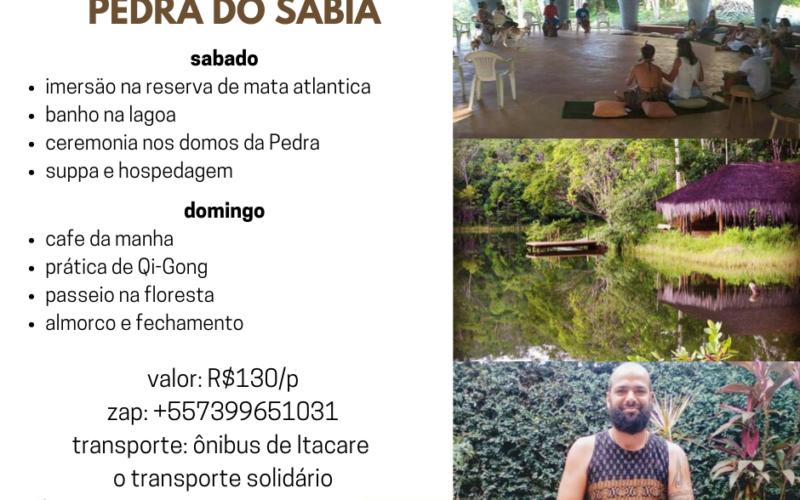 (Português) Retiro de Yogaya na Pedra de Sabia